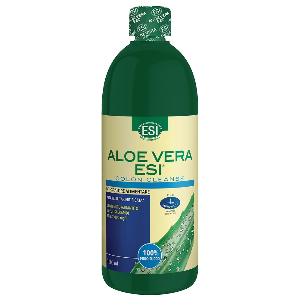 Aloe vera succo colon cleanse 1L