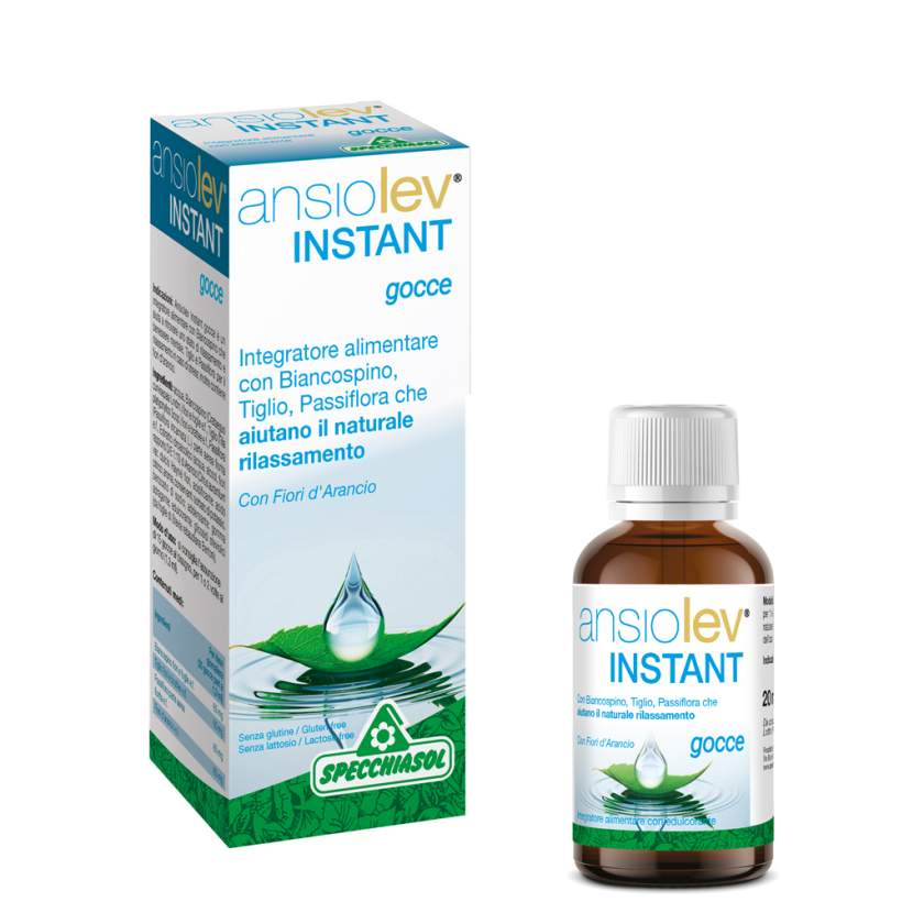Ansiolev instant gocce 20ml