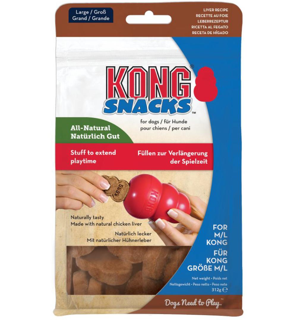 Kong - Snack Liver - L