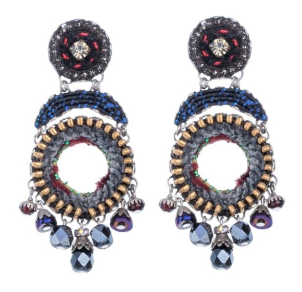 Nighthawk Earrings