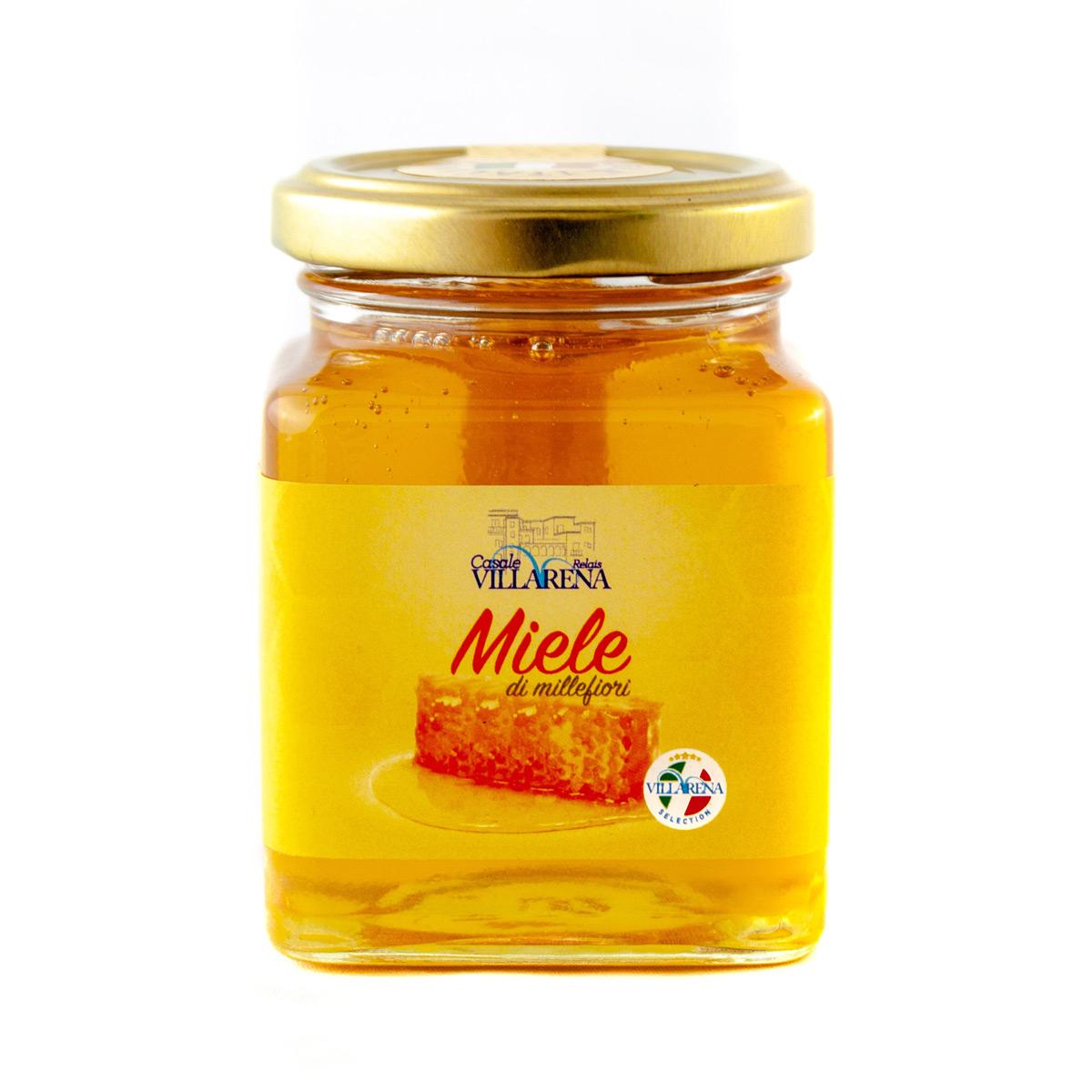 Wild Flowers Organic Honey