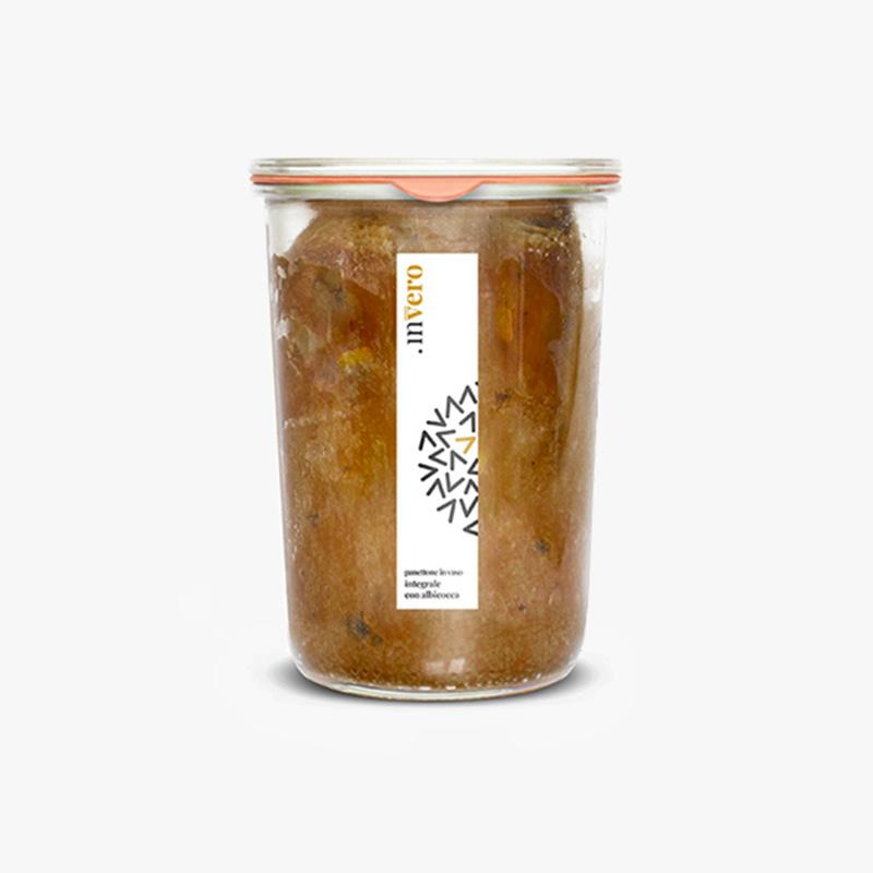 Vasocottura integrale con albicocca