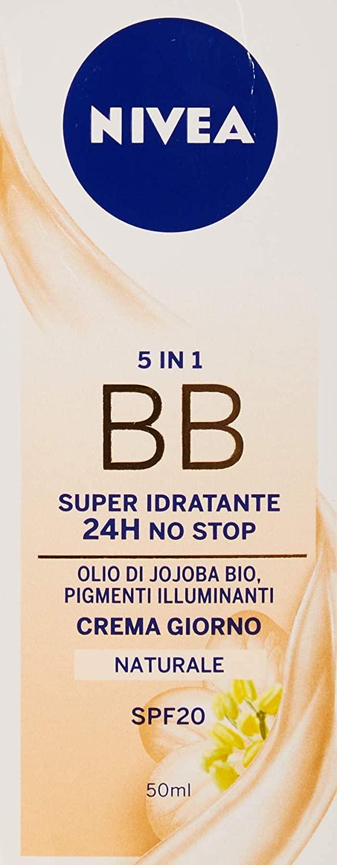 Crema Giorno BB Nivea SPF 20 50ml