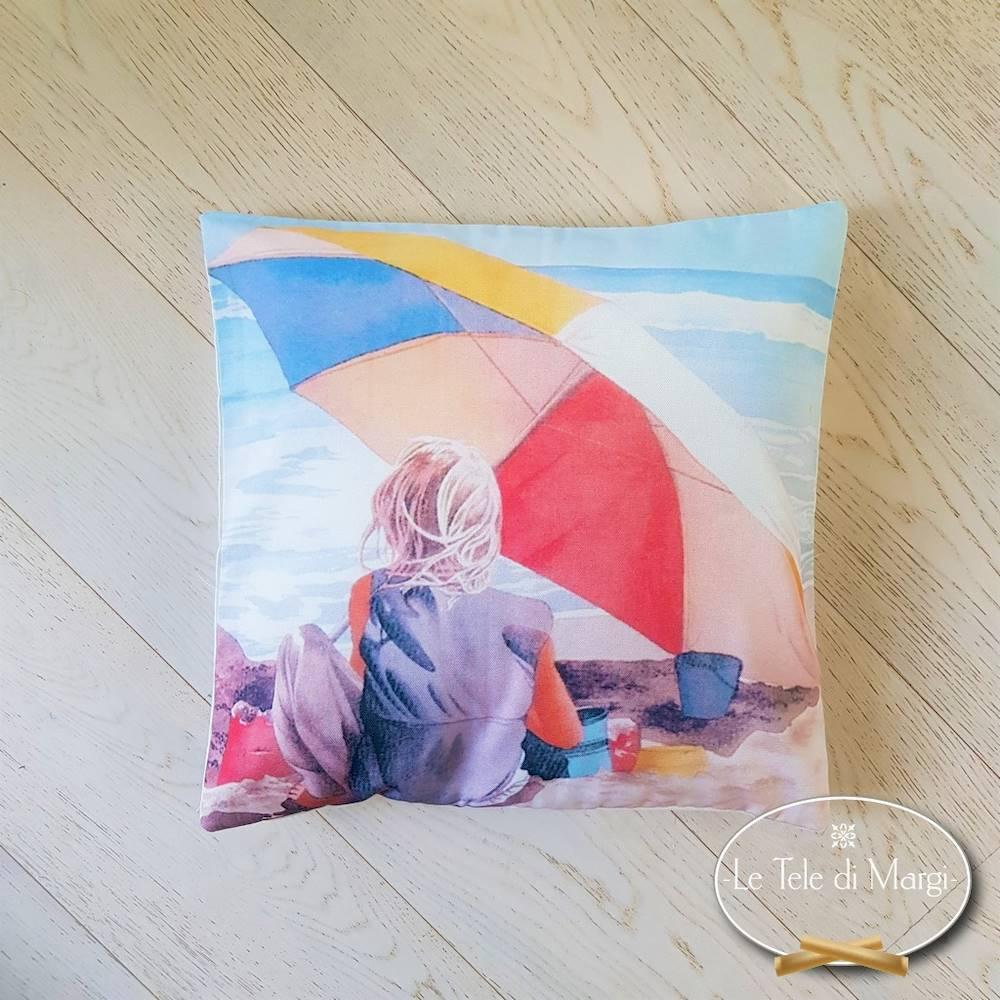 Fodere cuscino Bimba ombrellone