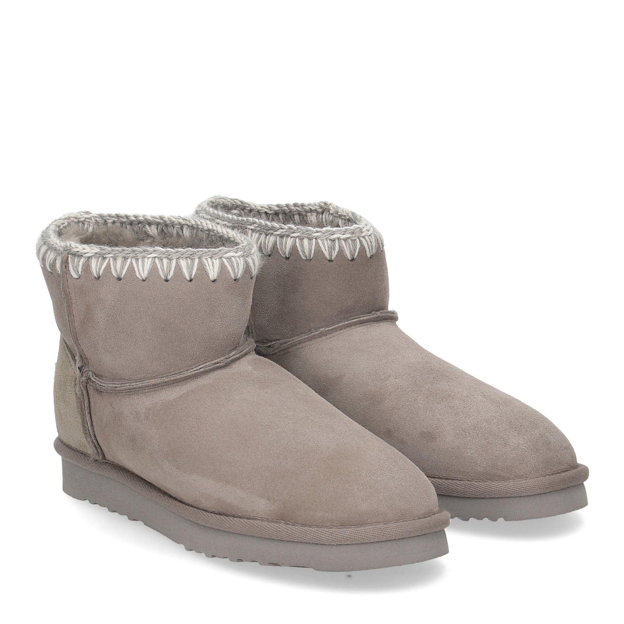 Mou Classic Boot new grey