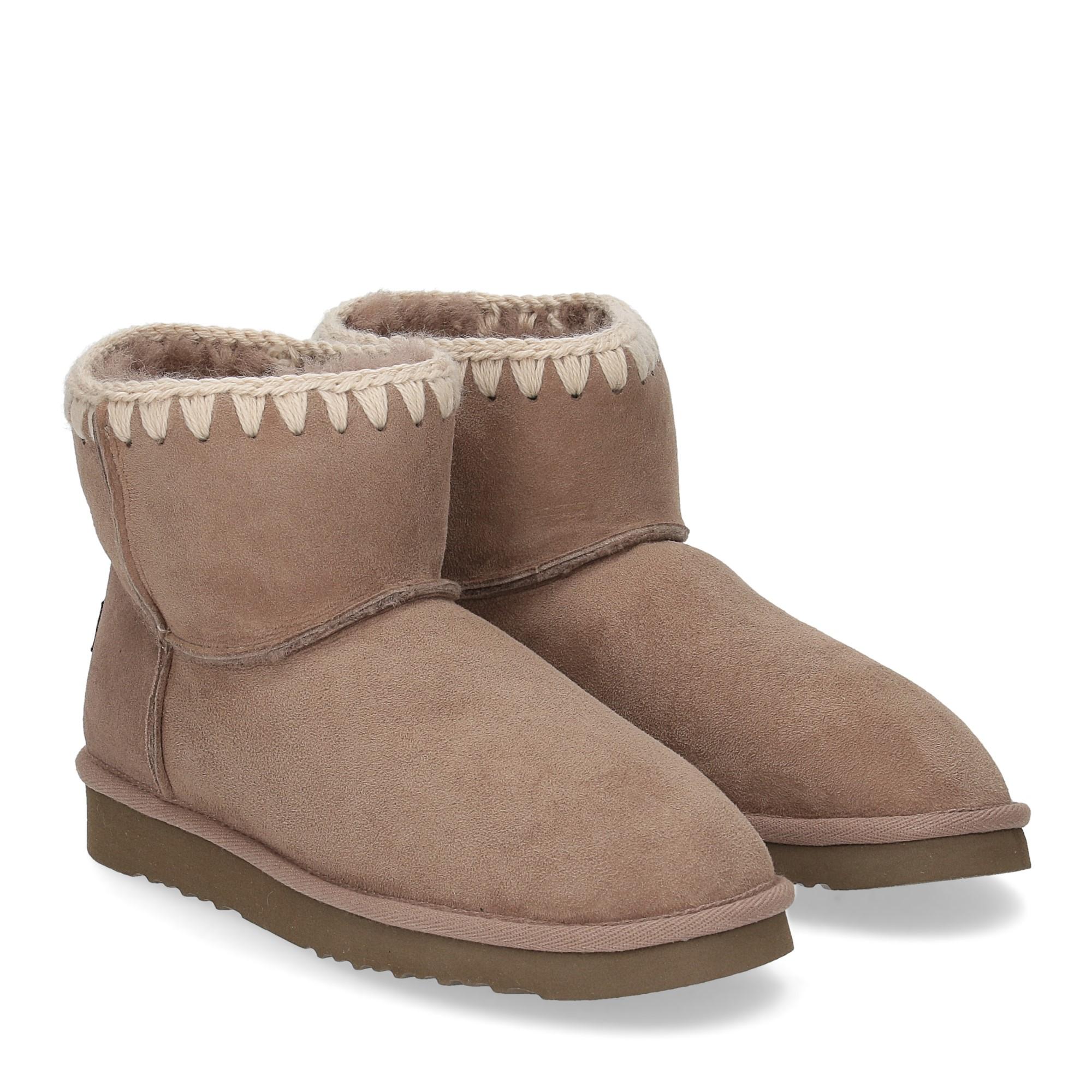 Mou Classic Boot elephant grey