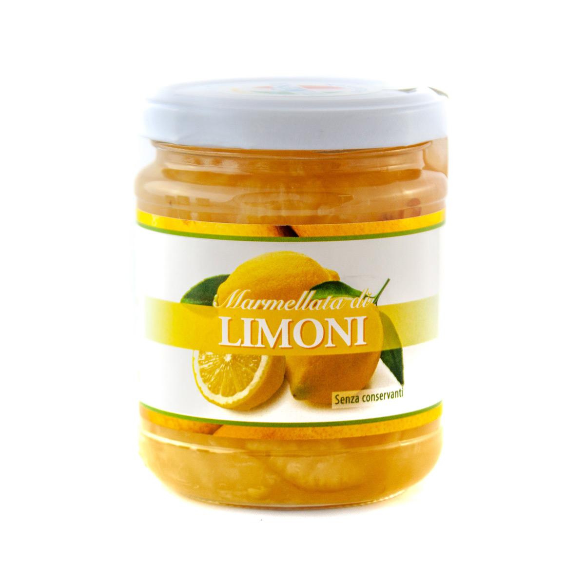 Organic Lemon Jam