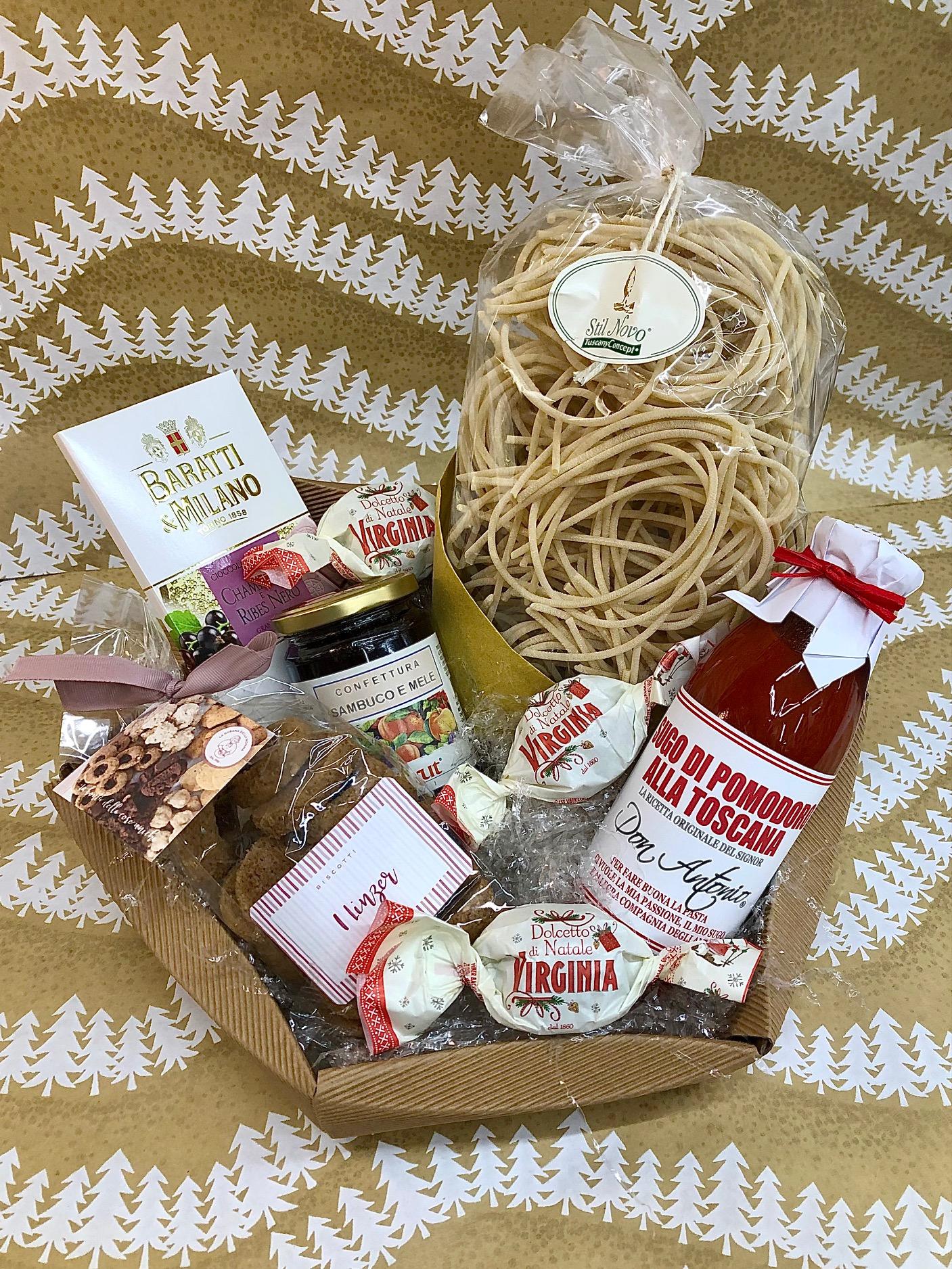 Confezione Natale Dolce-Salato