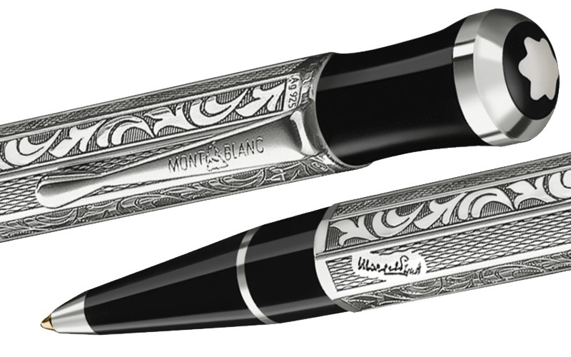 Penna Sfera Montblanc Writers Edition Marcel Proust