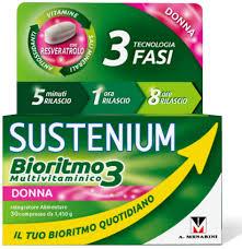 Sustenium Donna Bioritmo 3 - 30 cpr