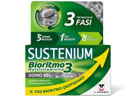 Sustenium Uomo 60+ Bioritmo 3 - 30 cpr