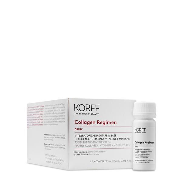 Korff collagen regimen drink 7 fl