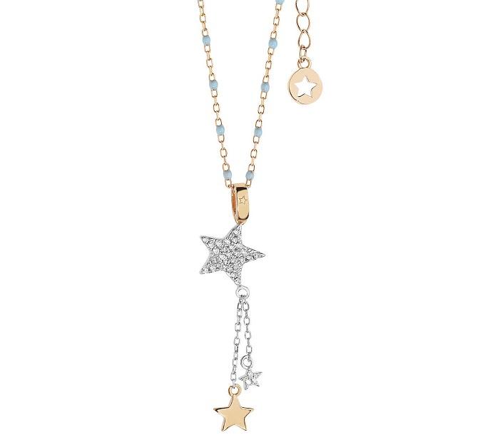 Comete Collana Stella, La tua buona stella - Stella Cometa