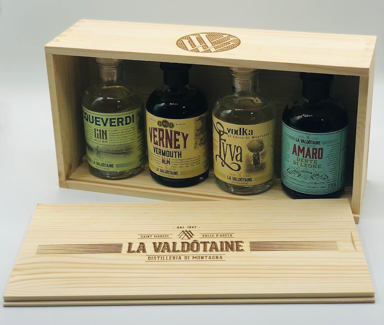 La Valdotaine - Set Mix ML.200