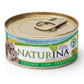 NATURINA ELITÉ GATTO TONNO CON VERDURINE 70 GR