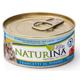NATURINA ELITÉ GATTO TRANCETTI DI TONNO 70 GR