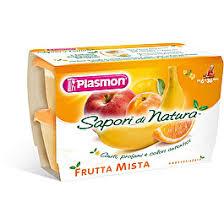 SAPORI DI NATURA FRUTTA MISTA 4x100gr