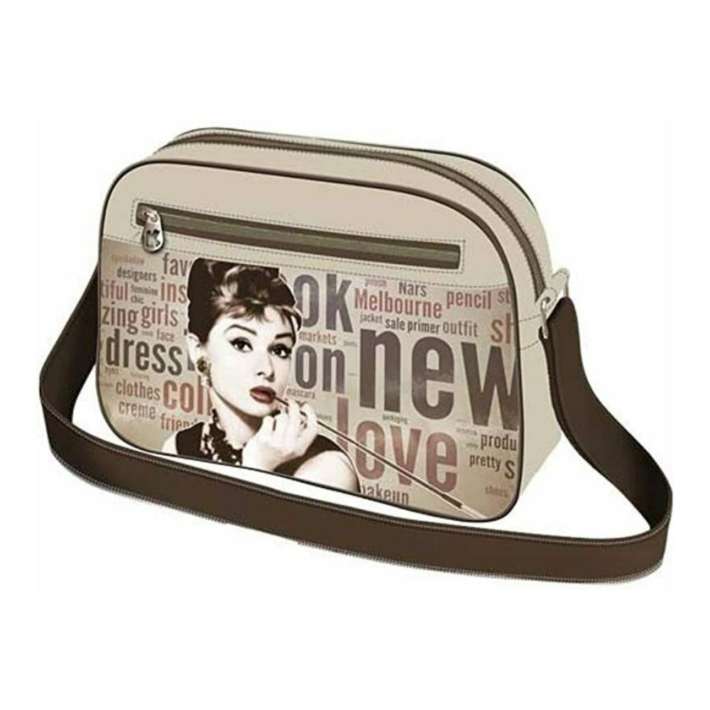 Borsa a tracolla Audrey Hepburn