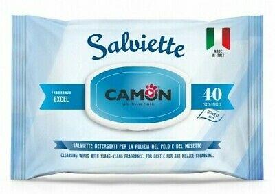 CAMON SALVIETTE DETERGENTI IMBEVUTE 40PZ. EXCEL