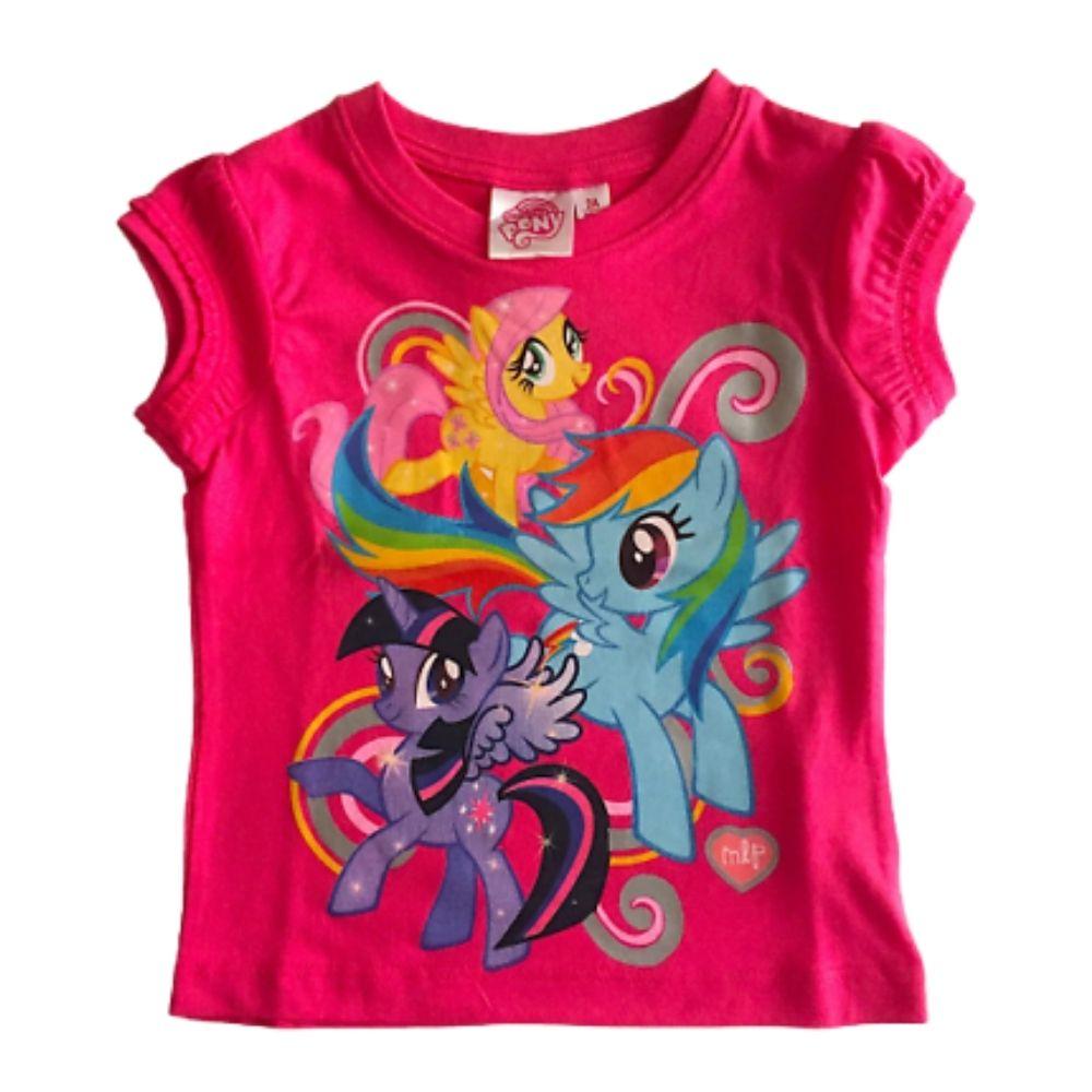 Maglietta 2 anni My Little Pony  bambina