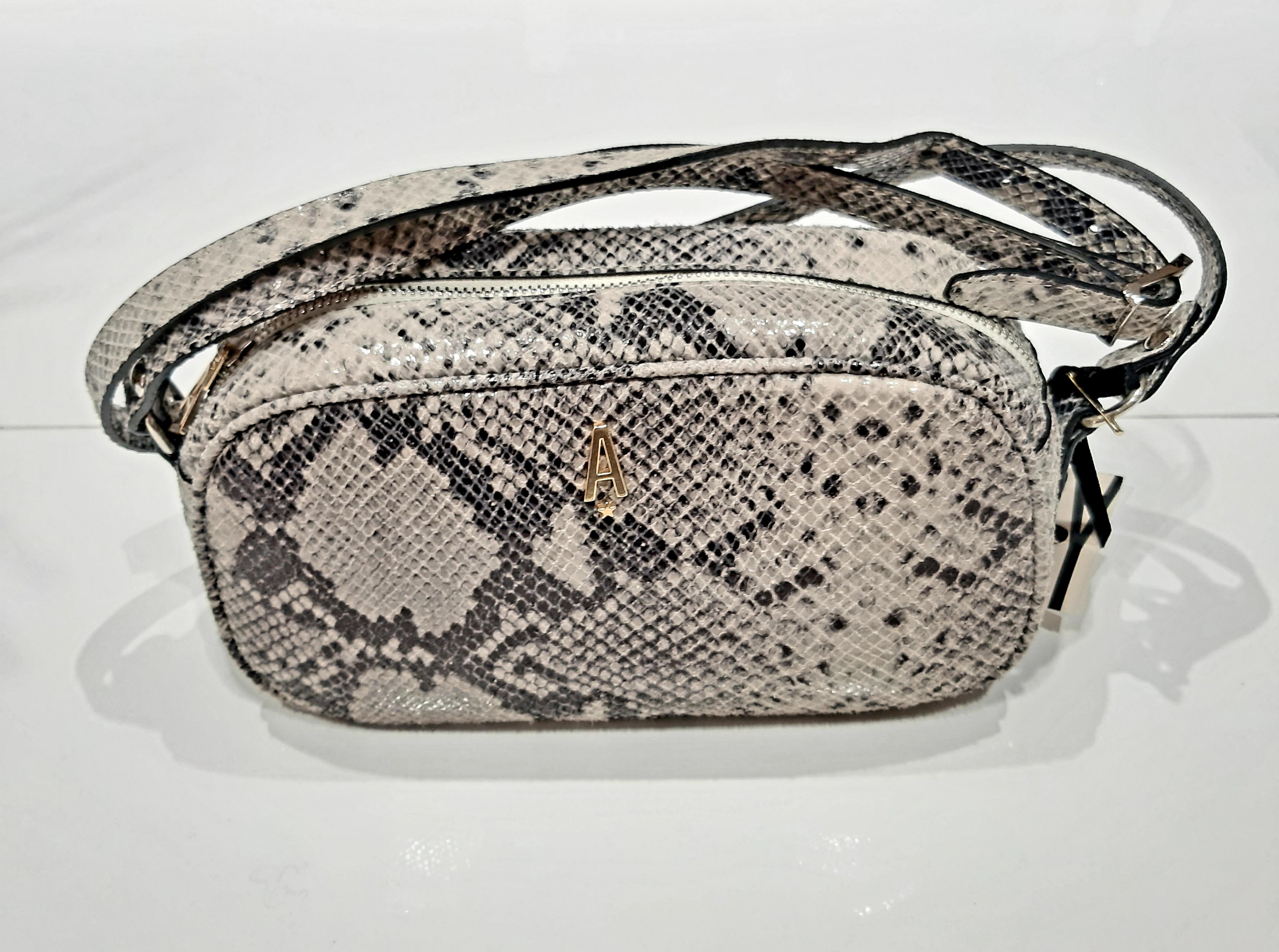Tracolla Lalla bag grigio Aniye By.