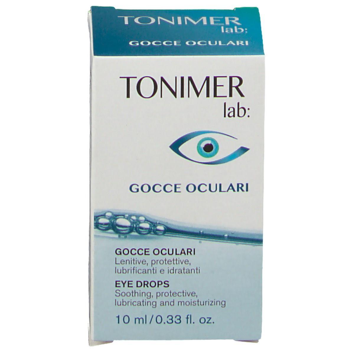 TONIMER LAB OCCHI GOCCE OCULARI 10ML