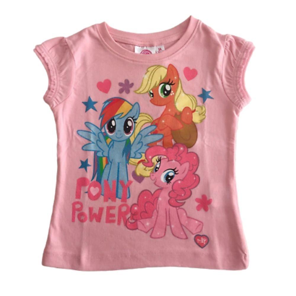 Maglietta 2 anni My Little Pony manica corta