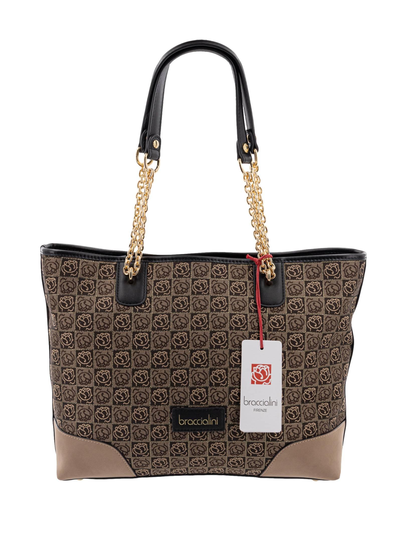 Shopping Braccialini B14452-Marrone