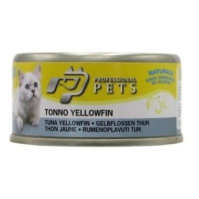PROFESSIONAL PETS  GATTO TONNO YELLLOWFIN 70 GR