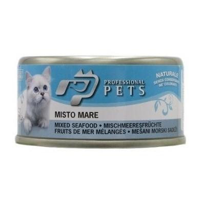 PROFESSIONAL PETS GATTO MISTO MARE 70 GR