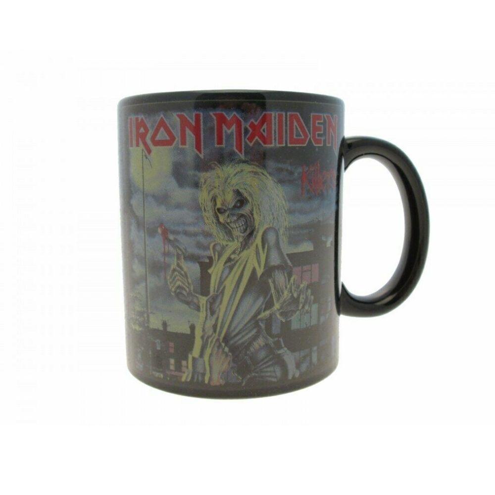 Tazza Mug Iron Maiden Killers originale
