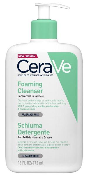 CeraVe Schiuma detergente 473 ml