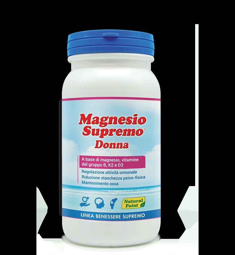 Magnesio Supremo Donna 150 g