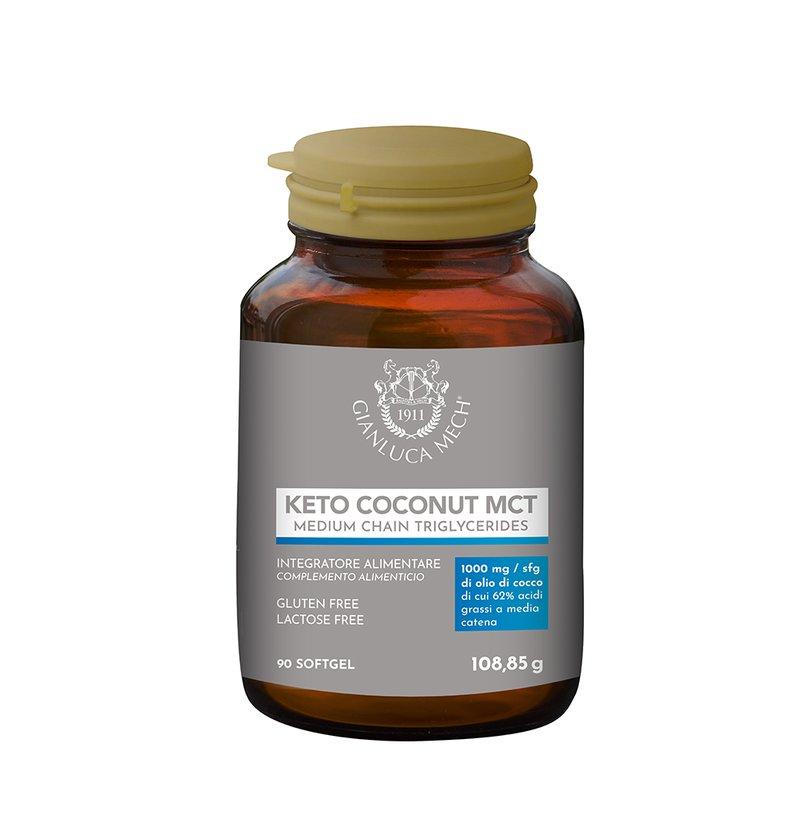 KETO COCONUT MCT MECH