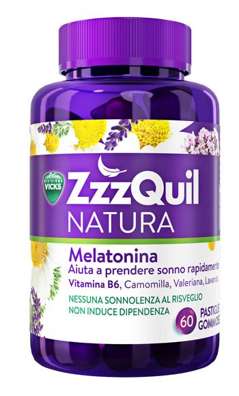 Zzzquil natura 60 pastiglie