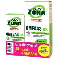 Enerzona Omega 3 RX 120+48 capsule