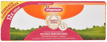LATTE NUTRIMUNE 3 500ML 18PZ