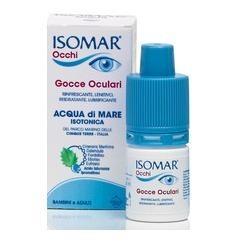 ISOMAR OCCHI GOCCE OCULARI MULTIDOSE 10ML