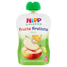 FRUTTA FRULLATA MELA 90g
