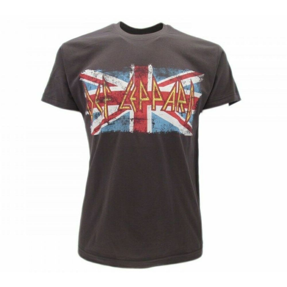 Def Leppard t-shirt maglietta manica corta taglia L unisex