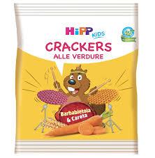 HIPP CREACKERS ALLE VERDURE 25g