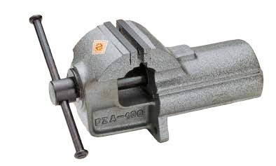 Morsa da banco in ghisa speciale FZA MG/10 - A/05 - 100 mm