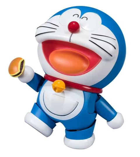 Best Select: DORAEMON Robot Spirits by Bandai