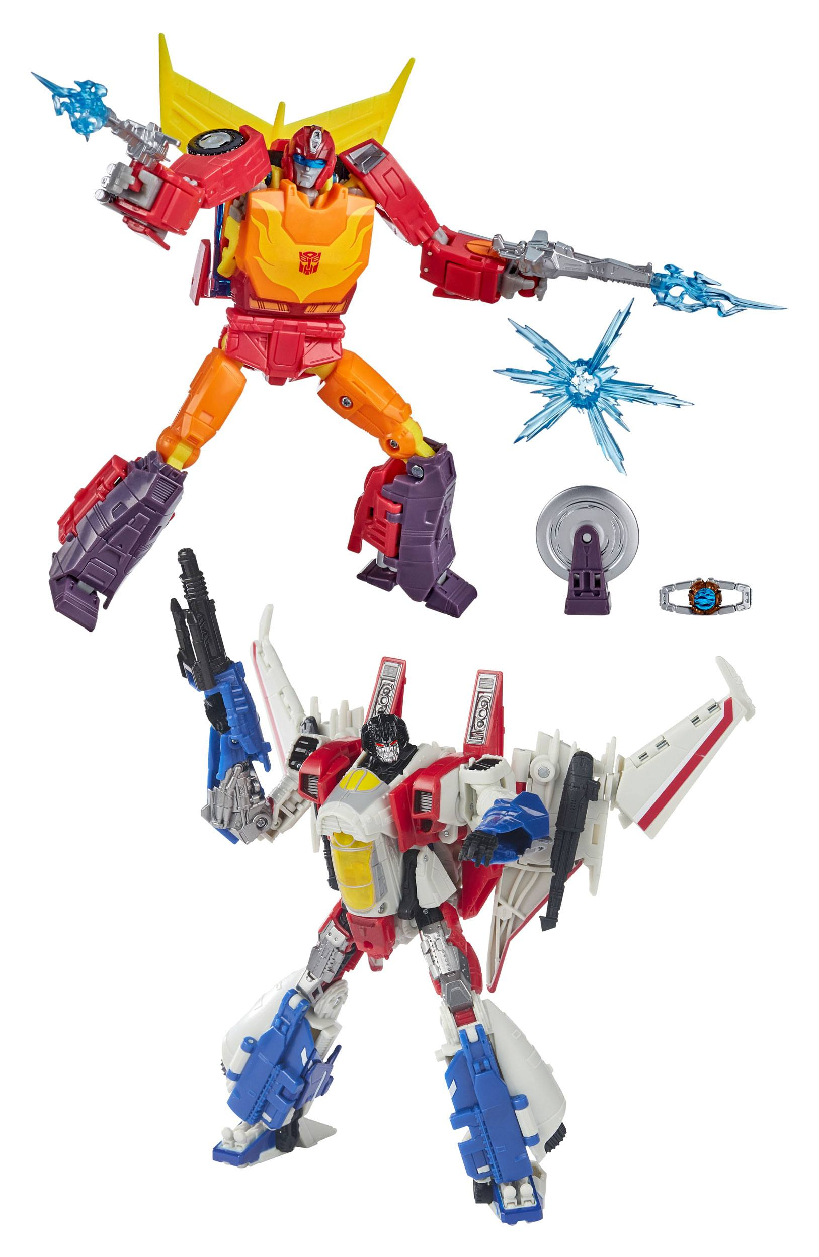 *PREORDER* Transformers Studio Series Voyager Class Action Figure: Serie 2 Completa by Hasbro