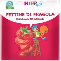 HIPP FETTINE DI FRAGOLA  10g