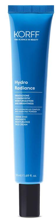 Korff hydro radiance crema viso idratante