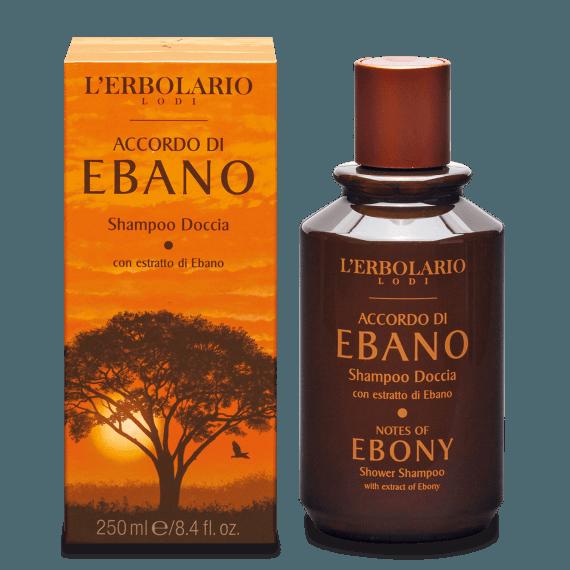 Shampoo Doccia Accordo di Ebano L'Erbolario