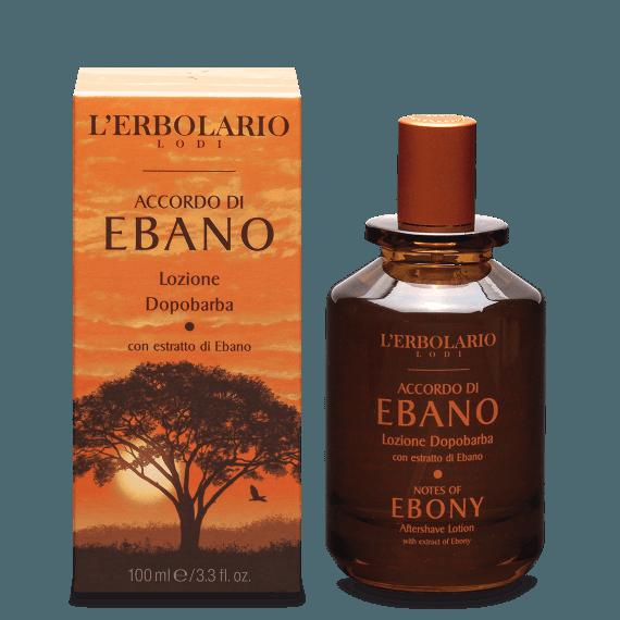 Lozione Dopobarba Accordo di Ebano L'Erbolario