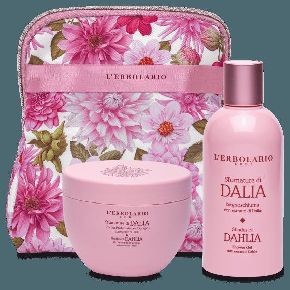 Beauty-Set Petalo Sfumature di Dalia L'Erbolario