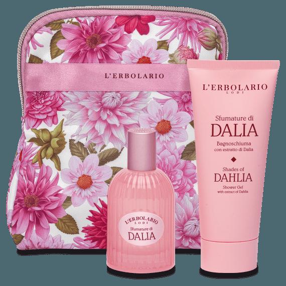 Beauty-Set Foglia Sfumature di Dalia L'Erbolario